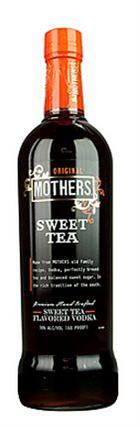 Mothers Vodka Sweet Tea